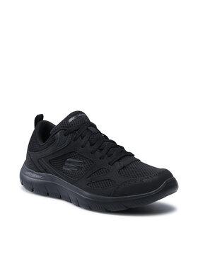 Skechers Skechers Обувки South Rim 52812/BBK Черен