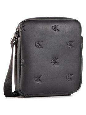 Calvin Klein Jeans Calvin Klein Jeans Saszetka Micro Flat Pack K50K506162 Czarny