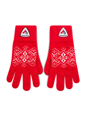 Rossignol Rossignol Dámské rukavice Lizy G RLJWG08U Červená