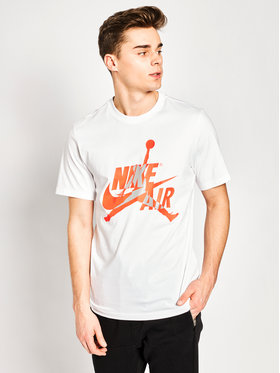 Nike Nike Marškinėliai Jordan Classics BV5905 Balta Standard Fit