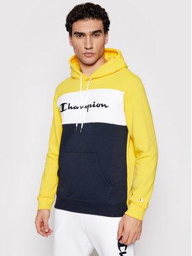 Champion Champion Sweatshirt 216196 Jaune Comfort Fit