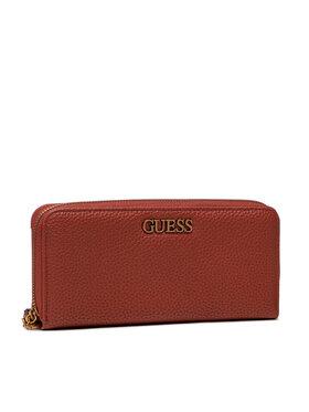 Guess Guess Великий жіночий гаманець SWVB74 55460 Коричневий