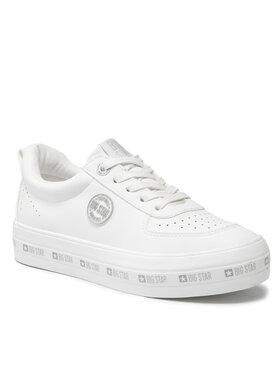 BIG STAR BIG STAR Sneakersy II274075 Biela