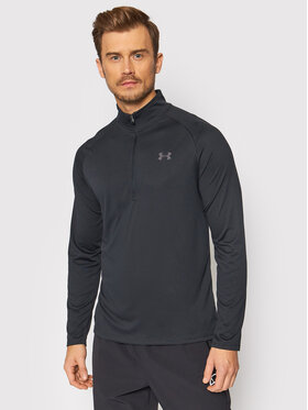 Under Armour Under Armour Φανελάκι τεχνικό Ua Tech 1328495 Μαύρο Loose Fit