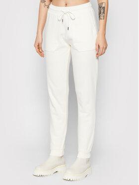 Selected Femme Selected Femme Спортивні штани Stasie 16082408 Білий Regular Fit