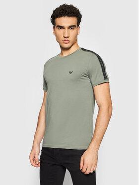 Emporio Armani Underwear Emporio Armani Underwear Marškinėliai 111890 1A717 23843 Pilka Regular Fit