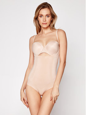 SPANX SPANX Body Oncore Openbust 10129R Beige