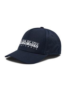 Napapijri Napapijri Kepurė su snapeliu Framing 2 NP0A4F93 Tamsiai mėlyna
