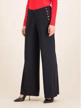 Lauren Ralph Lauren Lauren Ralph Lauren Παντελόνι υφασμάτινο 200692140 Σκούρο μπλε Regular Fit