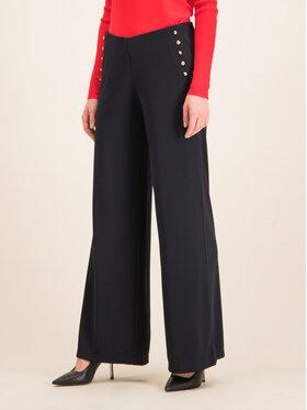Lauren Ralph Lauren Lauren Ralph Lauren Spodnie materiałowe 200692140 Granatowy Regular Fit