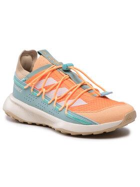 adidas adidas Buty Terrex Voyager 21 W FW9409 Pomarańczowy
