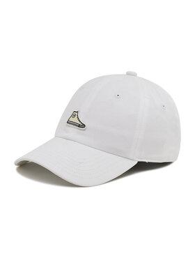 Converse Converse Καπέλο Jockey 10021035-A03 Λευκό