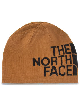 The North Face The North Face Czapka Rvsbl Tnf Banner Bne NF00AKNDTHV Brązowy