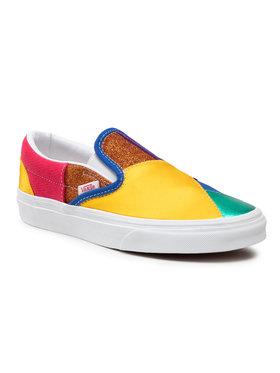 Vans Vans Sneakers aus Stoff Classic Slip-On VN0A33TB44B1 Bunt