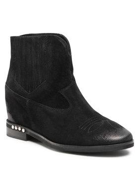 Badura Badura Členková obuv 7977-69-113 Čierna