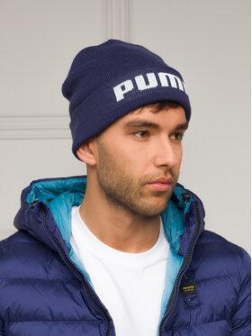 Puma Puma Kepurė Mid Fit Beanie 021708 02 Tamsiai mėlyna