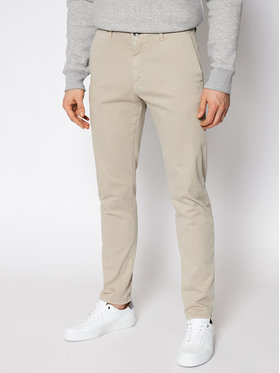 Joop! Jeans Joop! Jeans Παντελόνι υφασμάτινο 15 Jjf-19Steen-D 30023721 Μπεζ Slim Fit