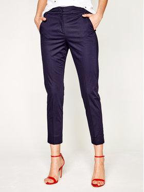 Pennyblack Pennyblack Spodnie materiałowe Leggero 21310820 Granatowy Slim Fit
