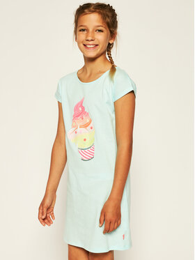 Billieblush Billieblush T-Shirt U12568 Modrá Regular Fit