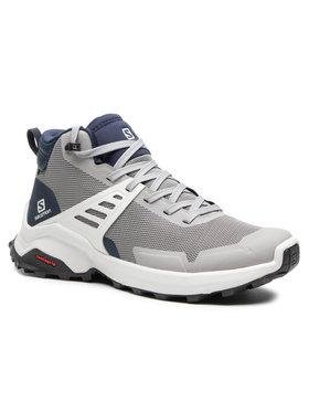 Salomon Salomon Chaussures de trekking X Raise Mid Gtx GORE-TEX 410266 28 V0 Gris