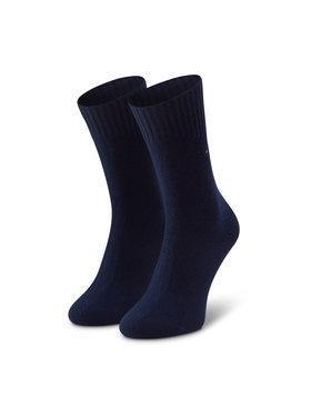 Tommy Hilfiger Tommy Hilfiger Chaussettes hautes femme 100001311 Bleu marine