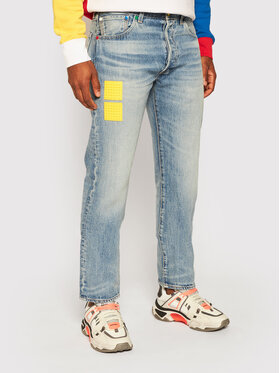 Levi's® Levi's® Straight Fit Jeans LEGO 501® 79830-0087 Blau Straight Fit