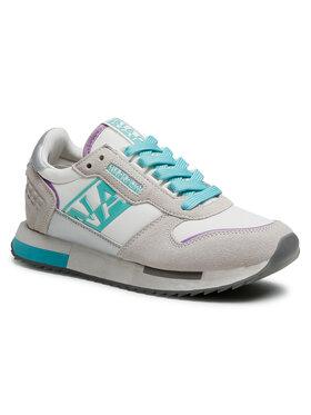 Napapijri Napapijri Sneakersy Vicky NP0A4FKI0 Bílá