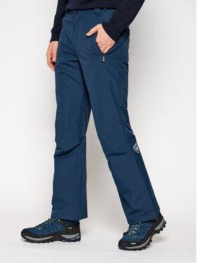 Rossignol Rossignol Lyžařské kalhoty RLIMP06 Tmavomodrá Classic Fit