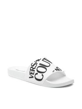 Versace Jeans Couture Versace Jeans Couture Pantoletten 71YA3SQ1 Weiß