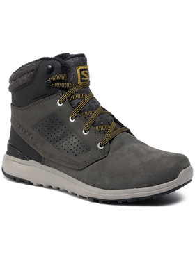 Salomon Salomon Trekingová obuv Utility Winter Cs Wp 404798 27 V0 Zelená