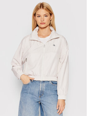 Calvin Klein Jeans Calvin Klein Jeans Übergangsjacke J20J215643 Beige Regular Fit