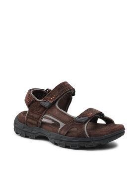 Skechers Skechers Sandále Alec 64640/BRN Hnedá