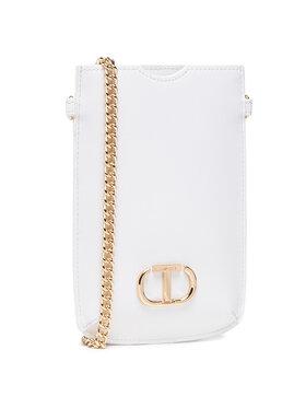 TwinSet TwinSet Handtasche 211TD8043 Weiß