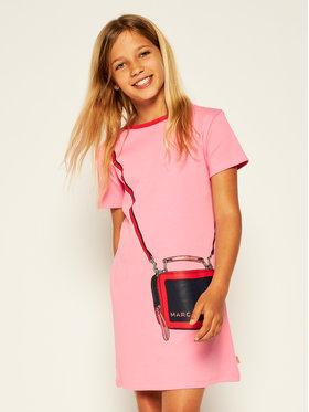 Little Marc Jacobs Little Marc Jacobs Kleid für den Alltag W12308 S Rosa Regular Fit