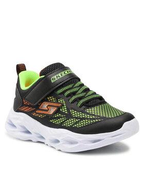 Skechers Skechers Sneakersy Vortex-Flash 400030L/BKLM Czarny