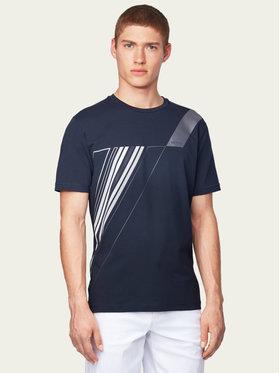 Boss Boss T-Shirt TR 2 50436296 Tmavomodrá Regular Fit