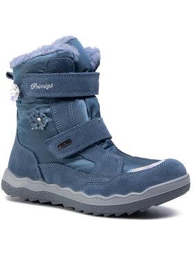 Primigi Primigi Cizme de zăpadă GORE-TEX 6381622 D Albastru