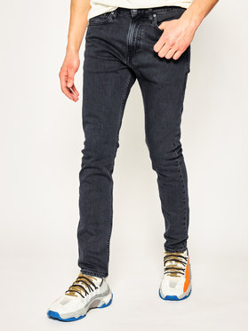 Calvin Klein Jeans Calvin Klein Jeans Дънки тип Slim Fit J30J307724911 Сив Skinny Fit
