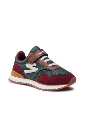 Sprandi Sprandi Sneakers CP07-01433-09(IV)CH Grün