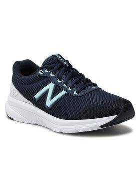 New Balance New Balance Sneakersy W411LN2 Granatowy