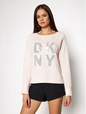 DKNY Sport DKNY Sport Bluza DP0T7975 Różowy Regular Fit