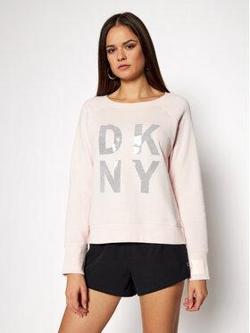 DKNY Sport DKNY Sport Džemperis DP0T7975 Rožinė Regular Fit