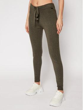 Guess Guess Pantalon jogging W0RR10 R2QA0 Vert Regular Fit