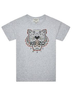 Kenzo Kids Kenzo Kids T-Shirt K25113 S Šedá Regular Fit
