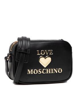 LOVE MOSCHINO LOVE MOSCHINO Дамска чанта JC4059PP1DLF0000 Черен