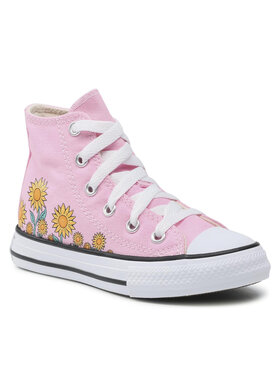 Converse Converse Sneakers Ctas Hi 670701C Rose