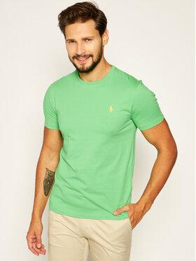 Polo Ralph Lauren Polo Ralph Lauren T-Shirt Classics 710671438160 Grün Slim Fit