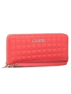 Guess Guess Portefeuille femme grand format Matrix (VG) Slg SWVG77 40460 Rouge