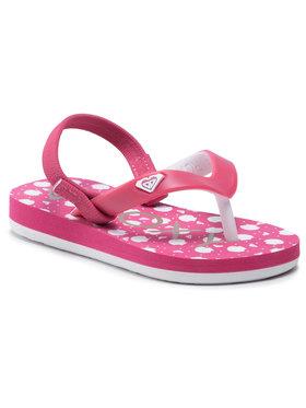 Roxy Roxy Sandały AROL100005 Różowy