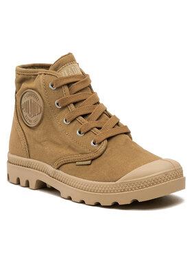 Palladium Palladium Ορειβατικά παπούτσια Us Pampa Hi F 92352-307-M Καφέ